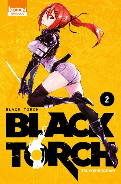 BLACK TORCH T02