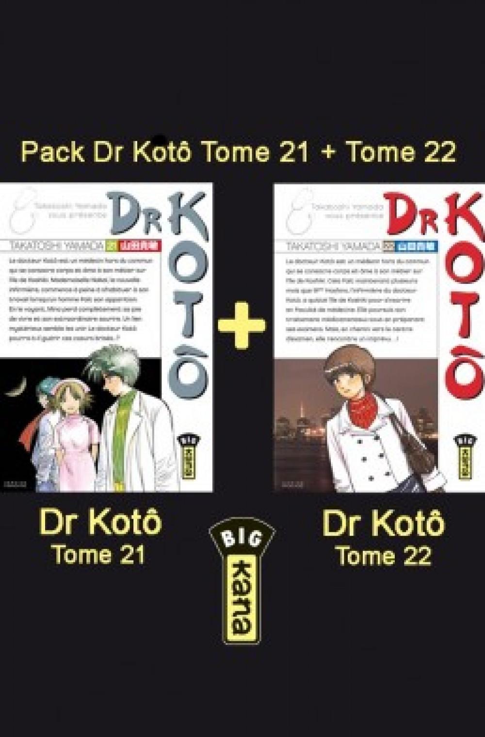 PACK FIDELITE DR KOTO T21+22