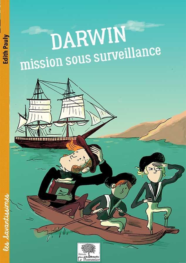 DARWIN : MISSION SOUS SURVEILLANCE