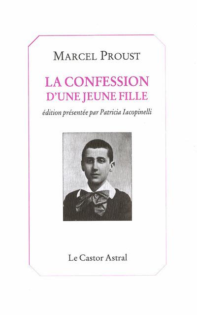 LA CONFESSION D'UNE JEUNE FILLE