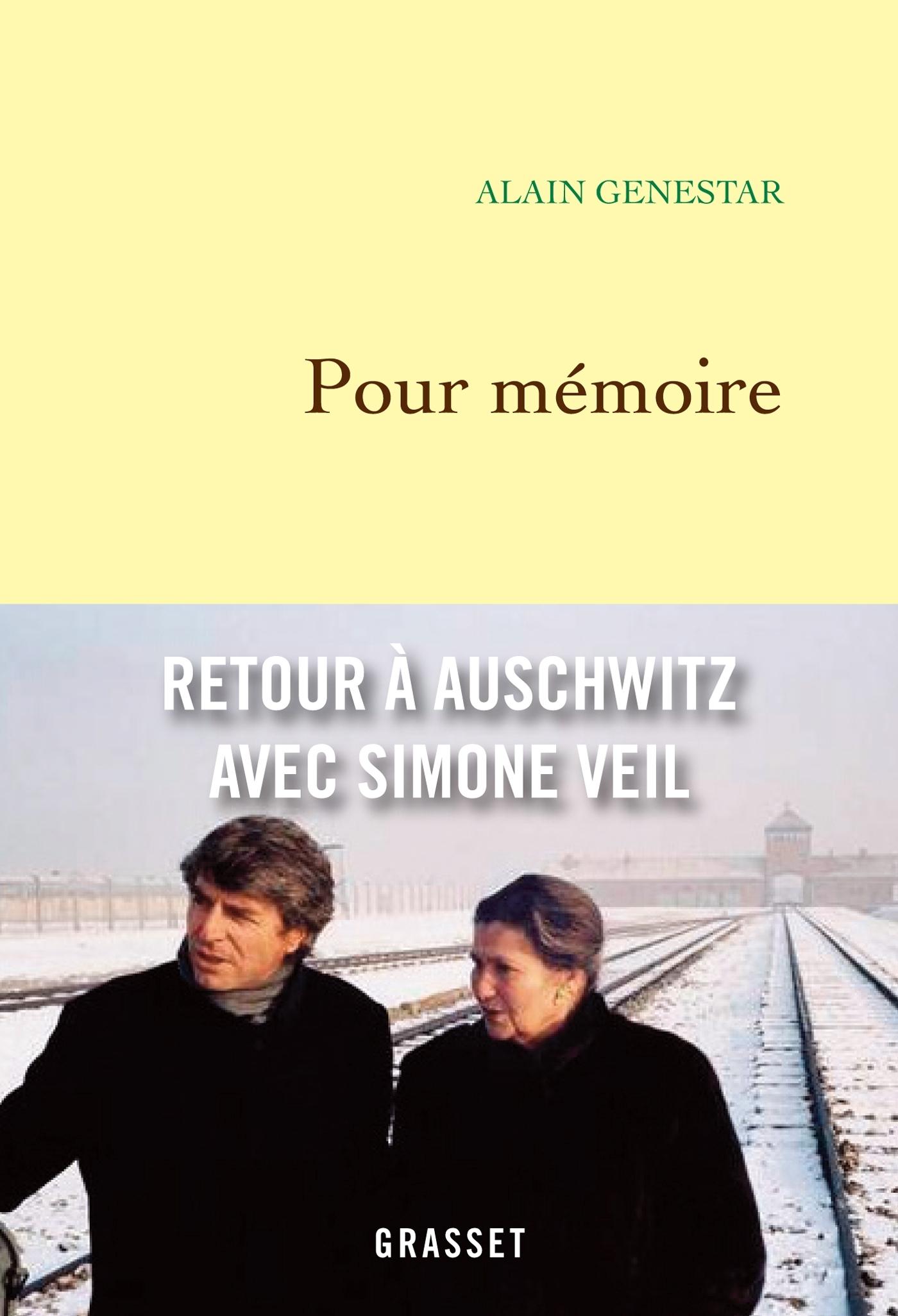 POUR MEMOIRE