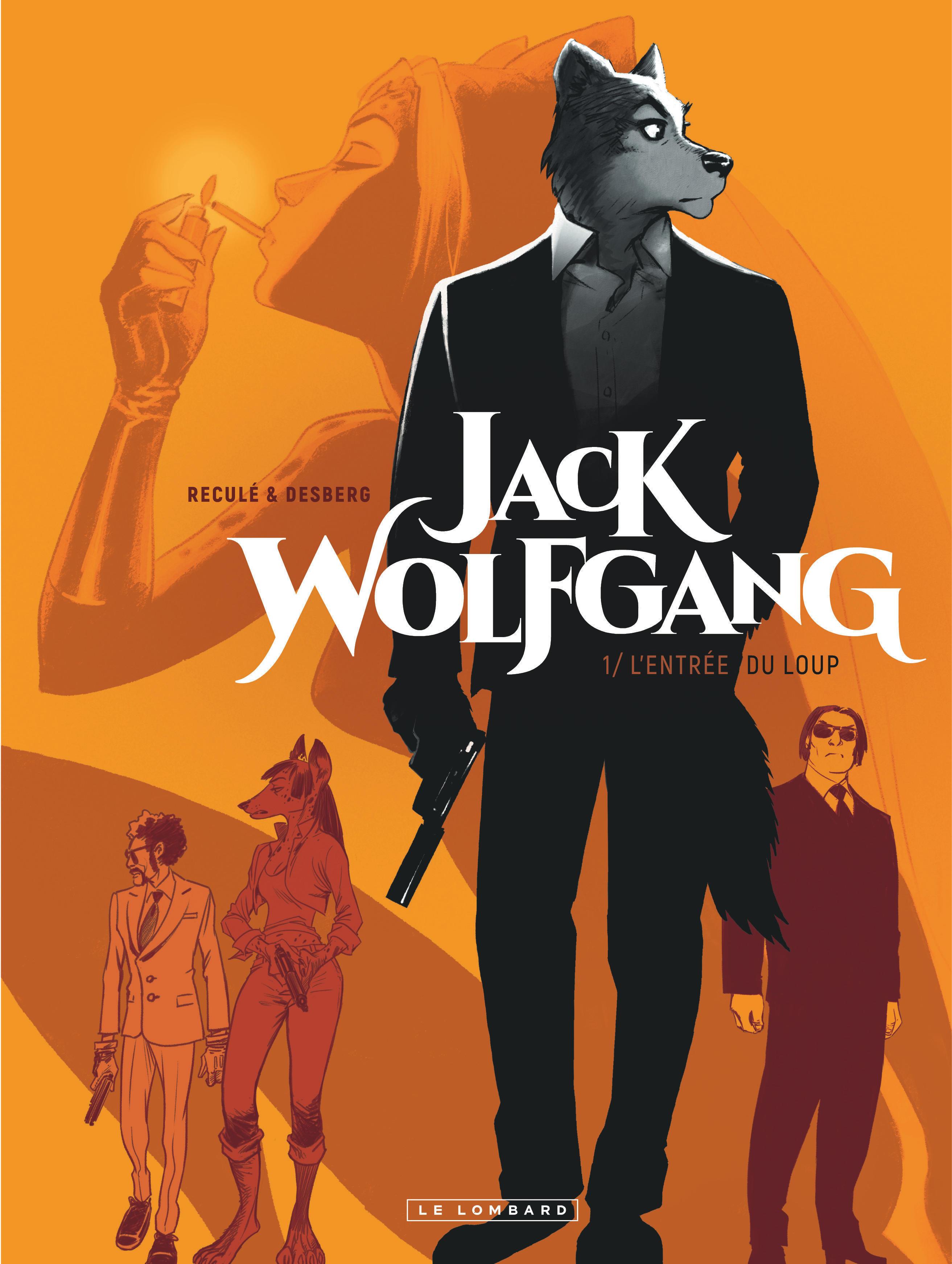 JACK WOLFGANG T1 L'ENTREE DU LOUP