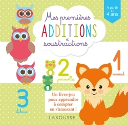 MES PREMIERES ADDITIONS ET SOUSTRACTIONS
