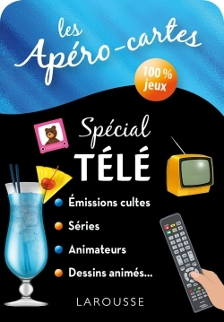 APERO-CARTES SPECIAL TELE