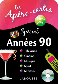 APERO-CARTES SPECIAL ANNEES 90