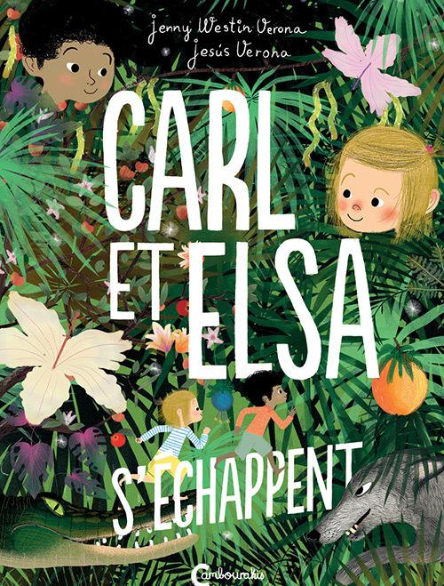 CARL ET ELSA S'ECHAPPENT