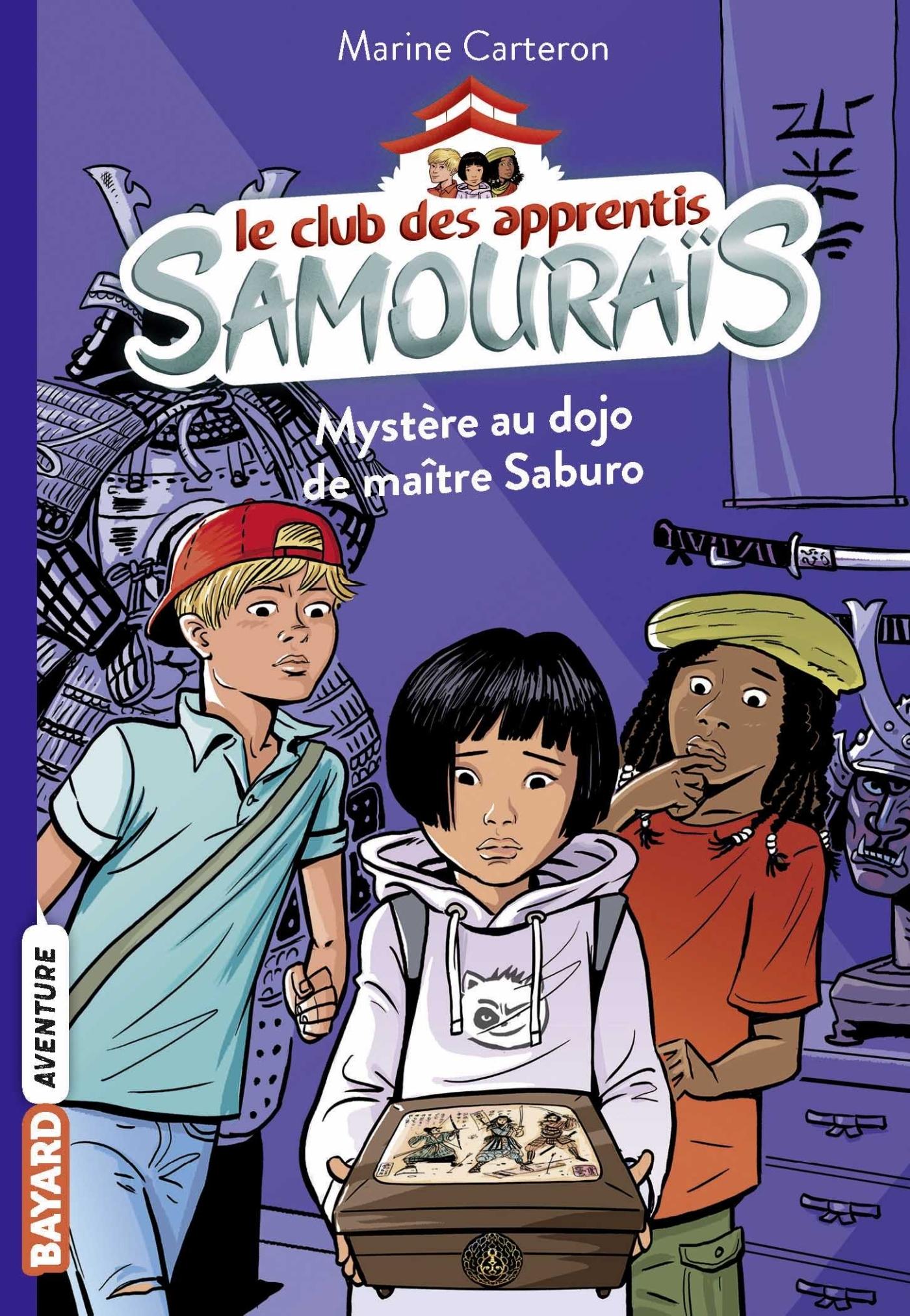 LE CLUB DES APPRENTIS SAMOURAIS, TOME 01