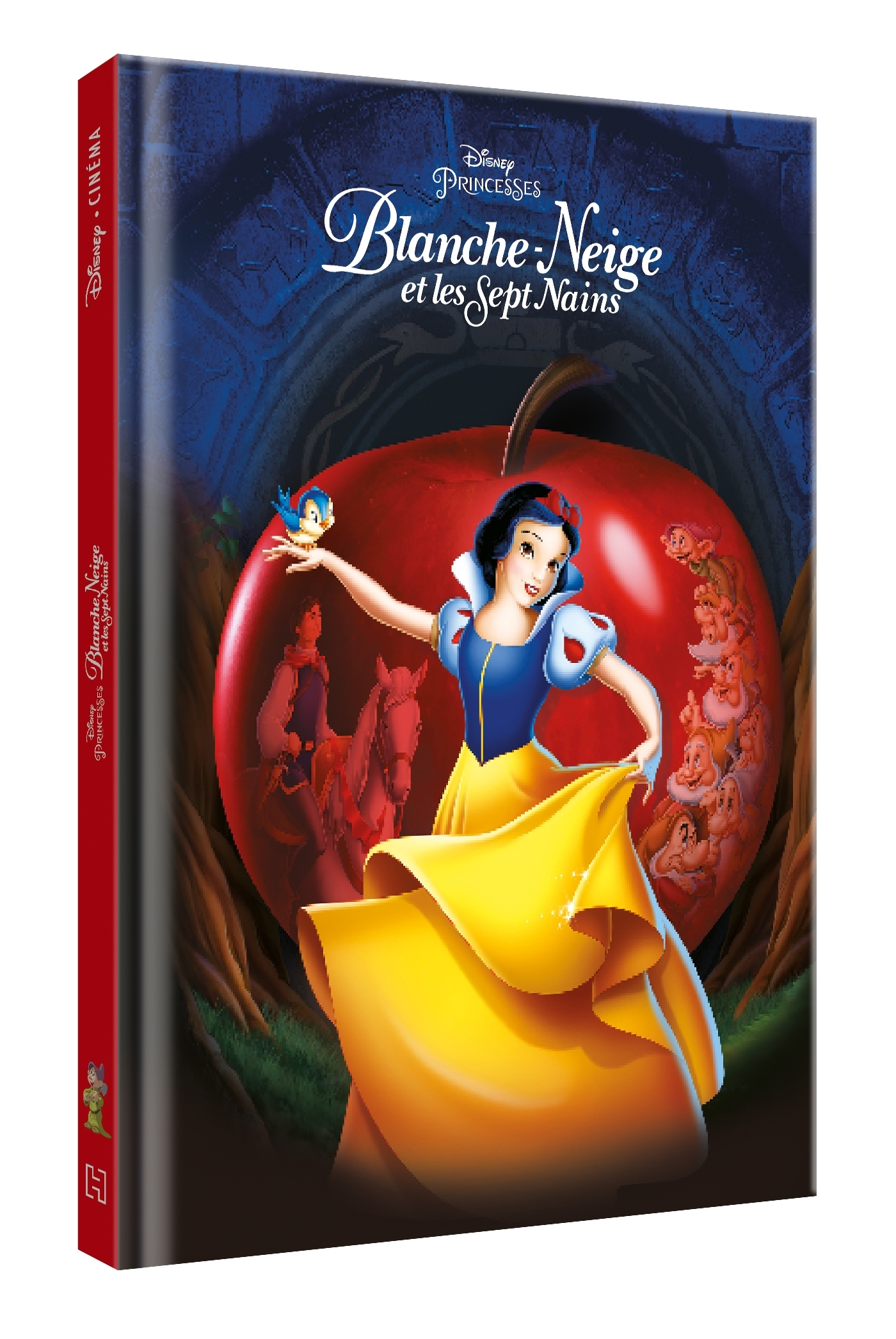 BLANCHE NEIGE - DISNEY CINEMA - L'HISTOIRE DU FILM
