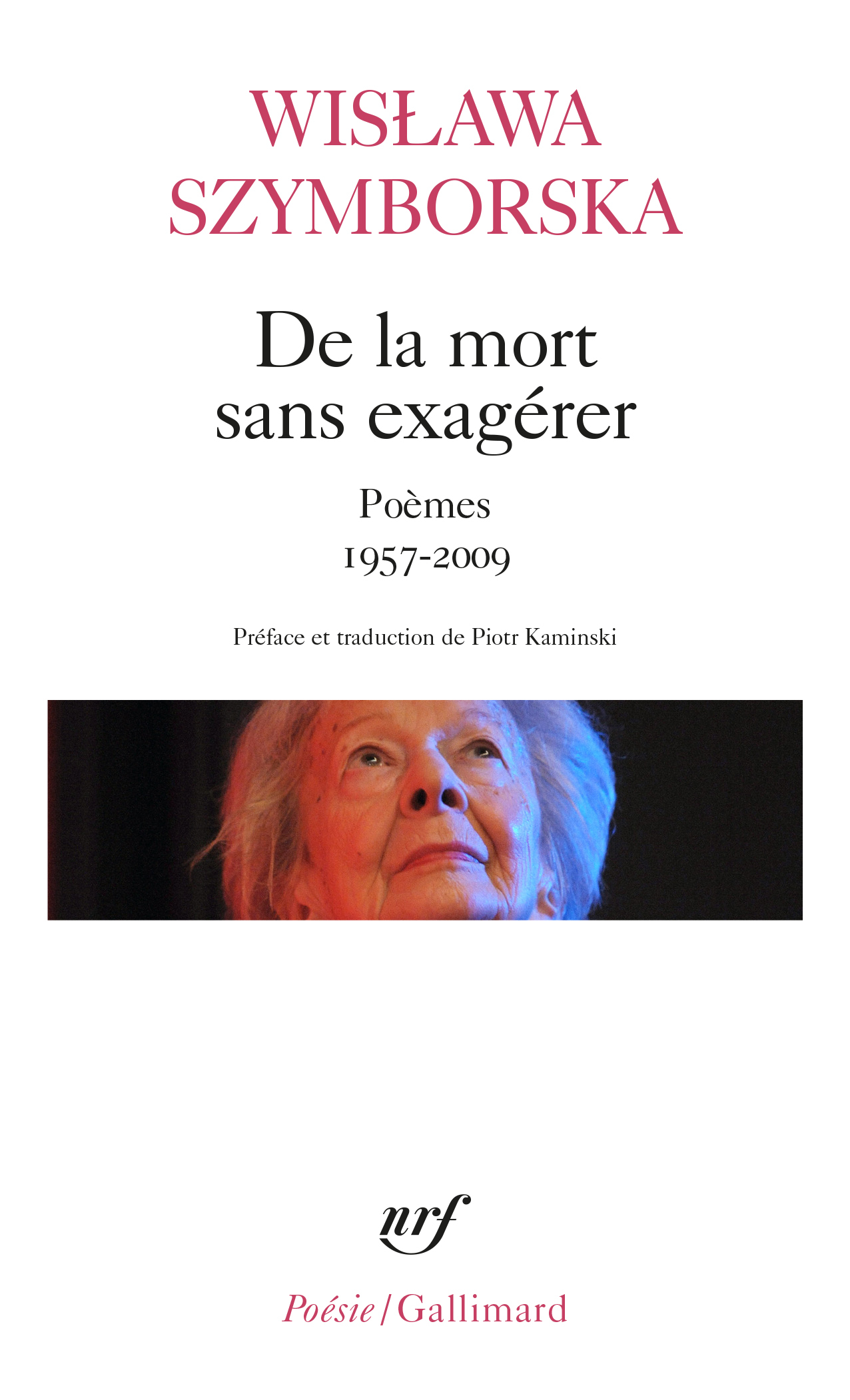 DE LA MORT SANS EXAGERER