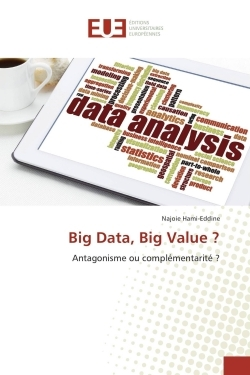 BIG DATA, BIG VALUE ?