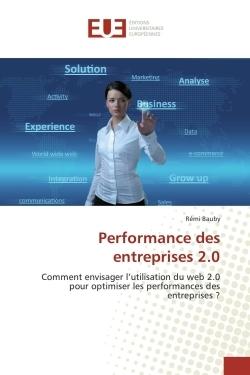 PERFORMANCE DES ENTREPRISES 2.0