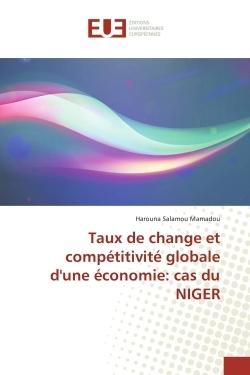 TAUX DE CHANGE ET COMPETITIVITE GLOBALE D'UNE ECONOMIE: CAS DU NIGER