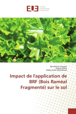 IMPACT DE L'APPLICATION DE BRF (BOIS RAMEAL FRAGMENTE) SUR LE SOL