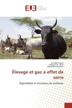 ELEVAGE ET GAZ A EFFET DE SERRE