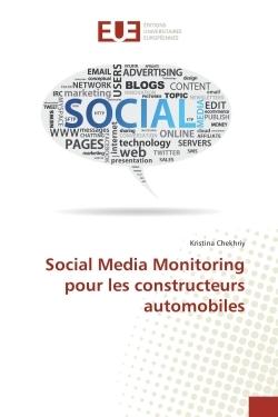 SOCIAL MEDIA MONITORING POUR LES CONSTRUCTEURS AUTOMOBILES
