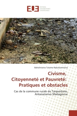 CIVISME, CITOYENNETE ET PAUVRETE: PRATIQUES ET OBSTACLES