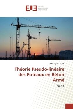 THEORIE PSEUDO-LINEAIRE DES POTEAUX EN BETON ARME