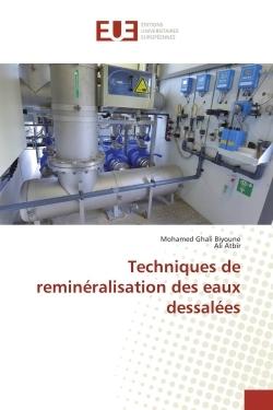 TECHNIQUES DE REMINERALISATION DES EAUX DESSALEES