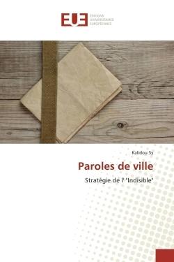 PAROLES DE VILLE