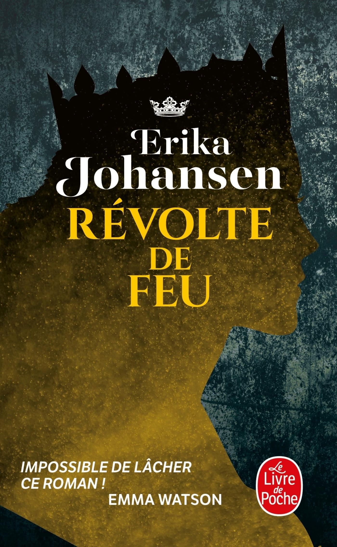 REVOLTE DE FEU (LA TRILOGIE DU TEARLING, TOME 2)