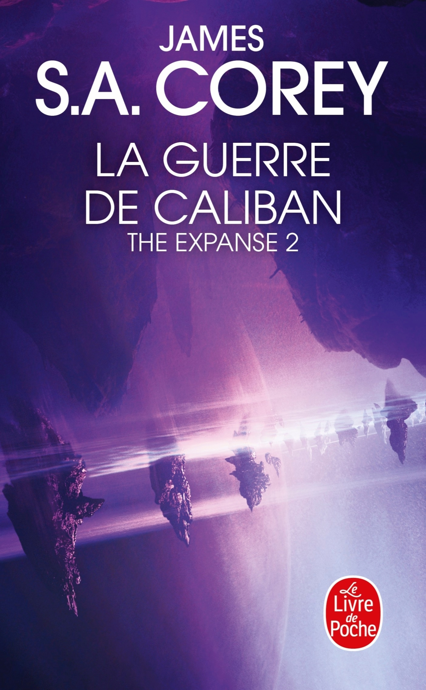 LA GUERRE DE CALIBAN (THE EXPANSE, TOME 2)