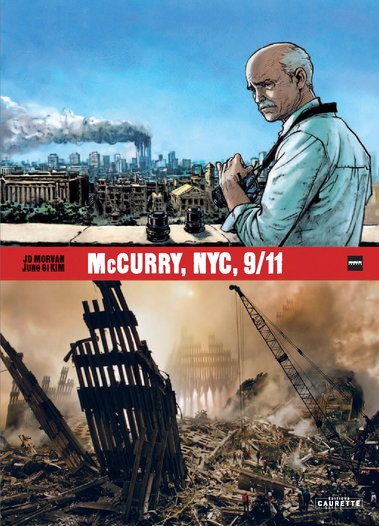 MC CURRY, NYC, 9/11 - ENGLISH-
