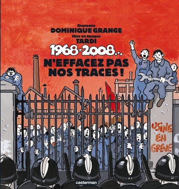 1968-2008 N'EFFACEZ PAS NOS TRACES ! + CD