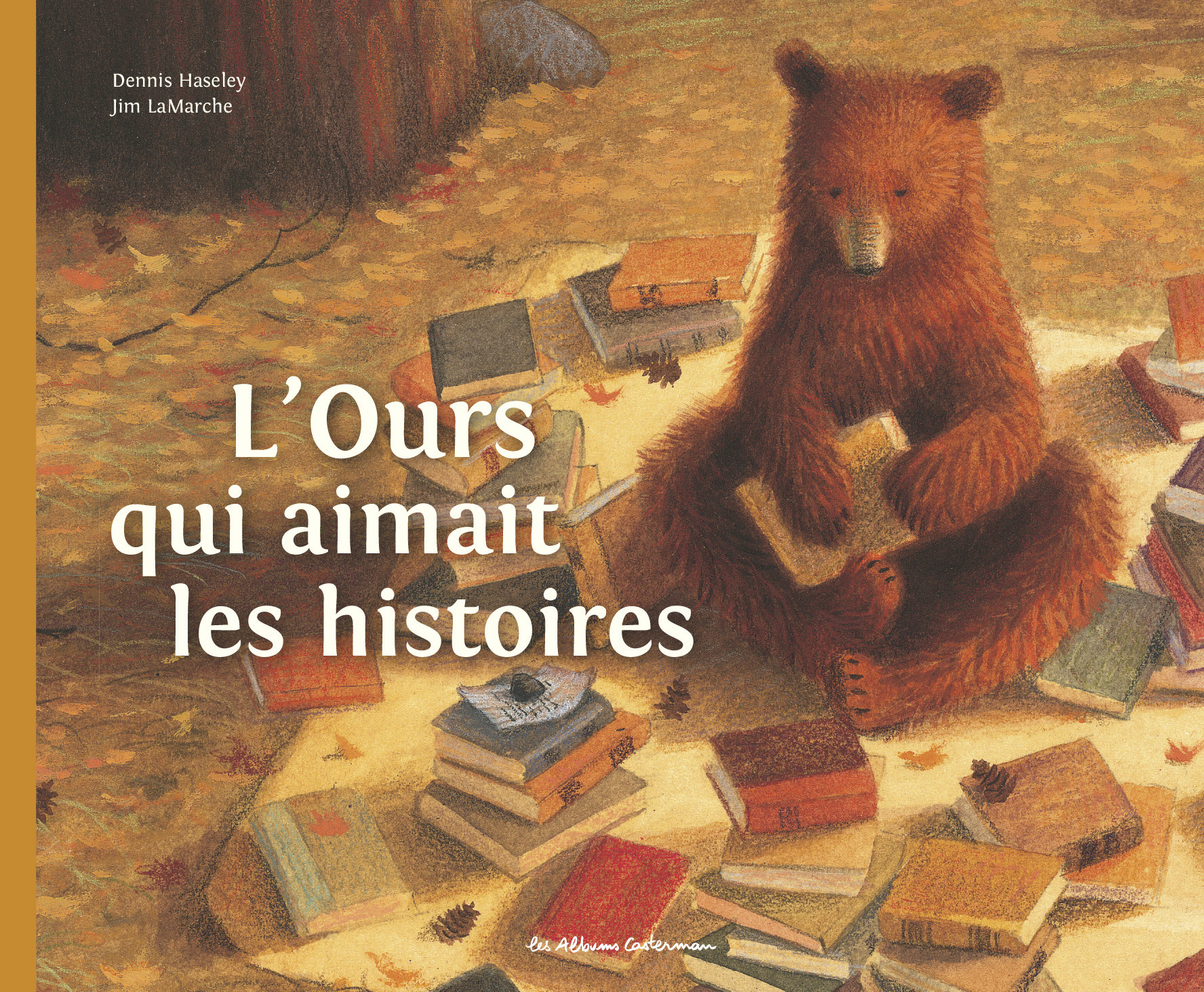 L'OURS QUI AIMAIT LES HISTOIRES (NE)