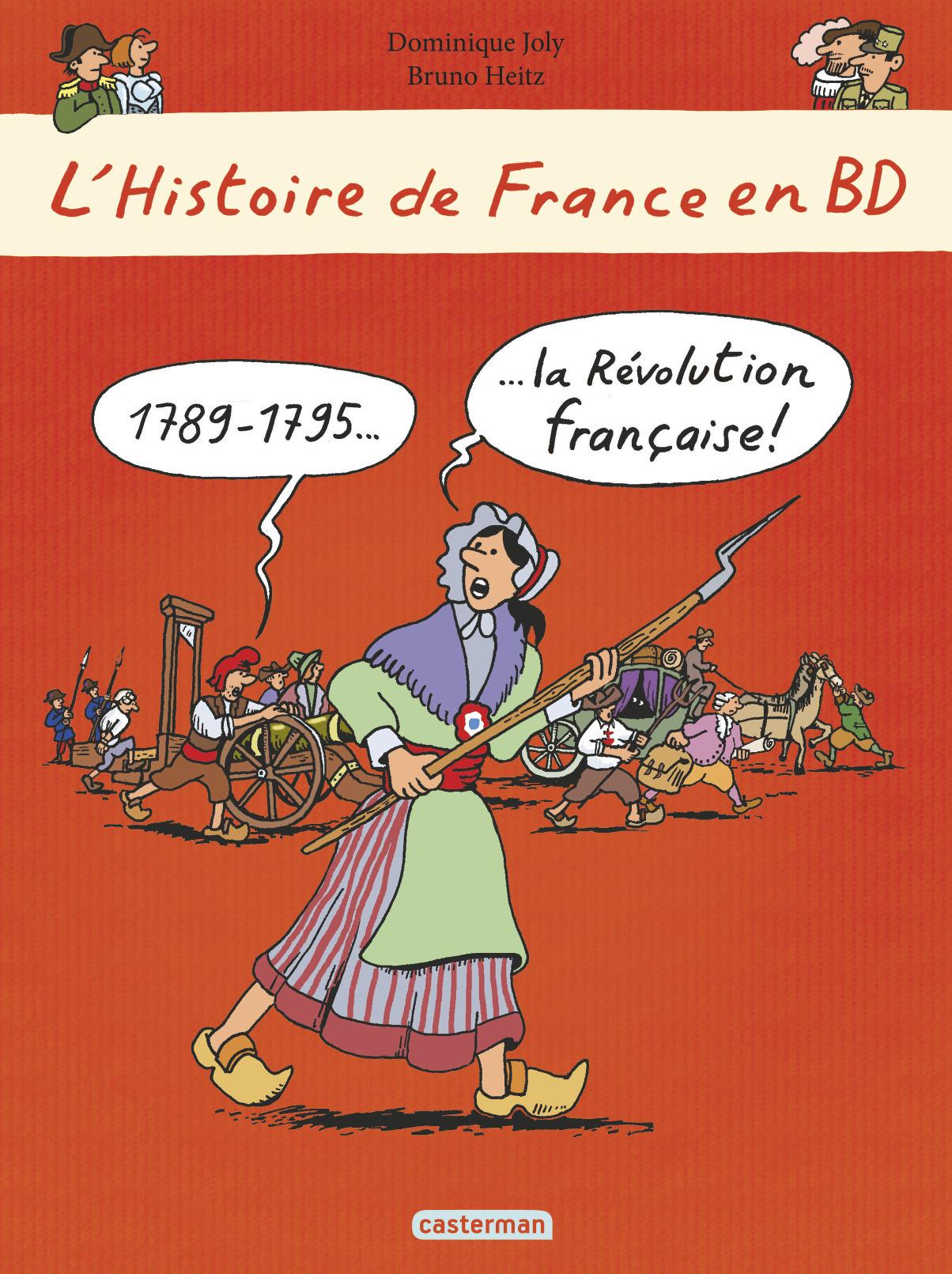 1789-1795... LA REVOLUTION FRANCAISE !