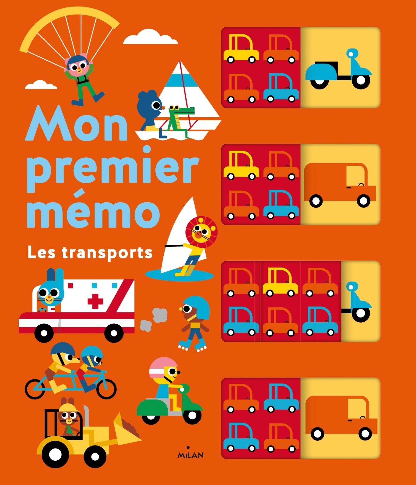 MON PREMIER MEMO - LES TRANSPORTS