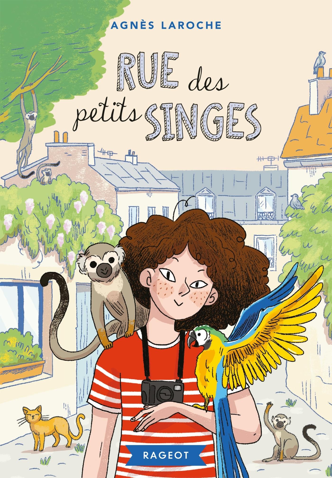 RUE DES PETITS SINGES