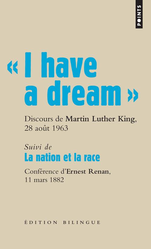 """"""" I HAVE A DREAM """". DISCOURS DU PASTEUR MARTIN LUT"""