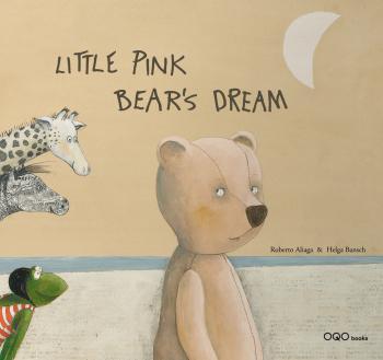 LITTLE PINK BEAR'DREAM  (ANGLAIS)
