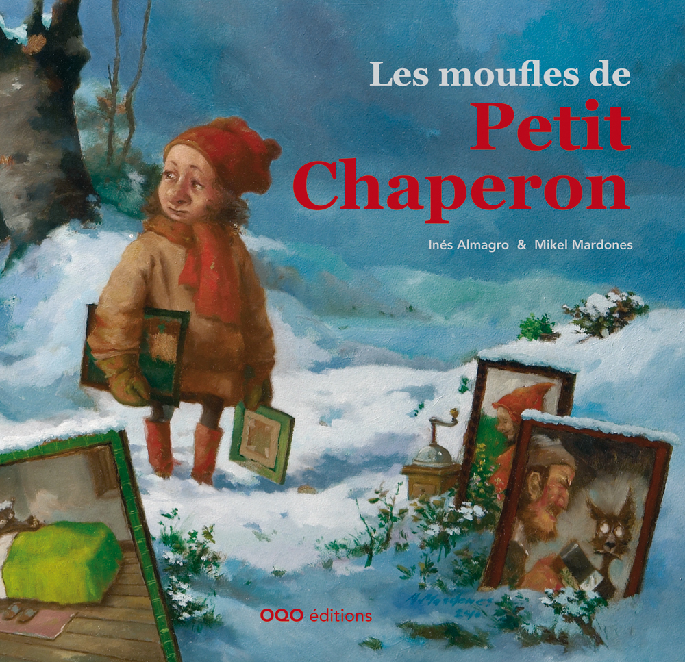 LES MOUFLES DE PETIT CHAPERON