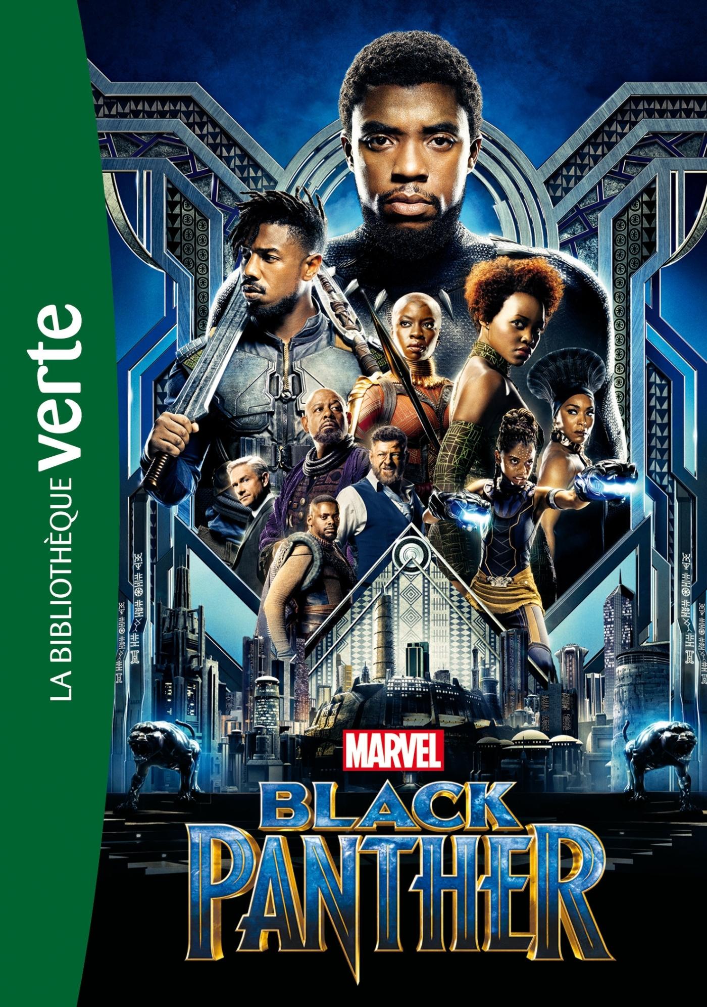 BIBLIOTHEQUE MARVEL 19 - BLACK PANTHER, LE ROMAN DU FILM