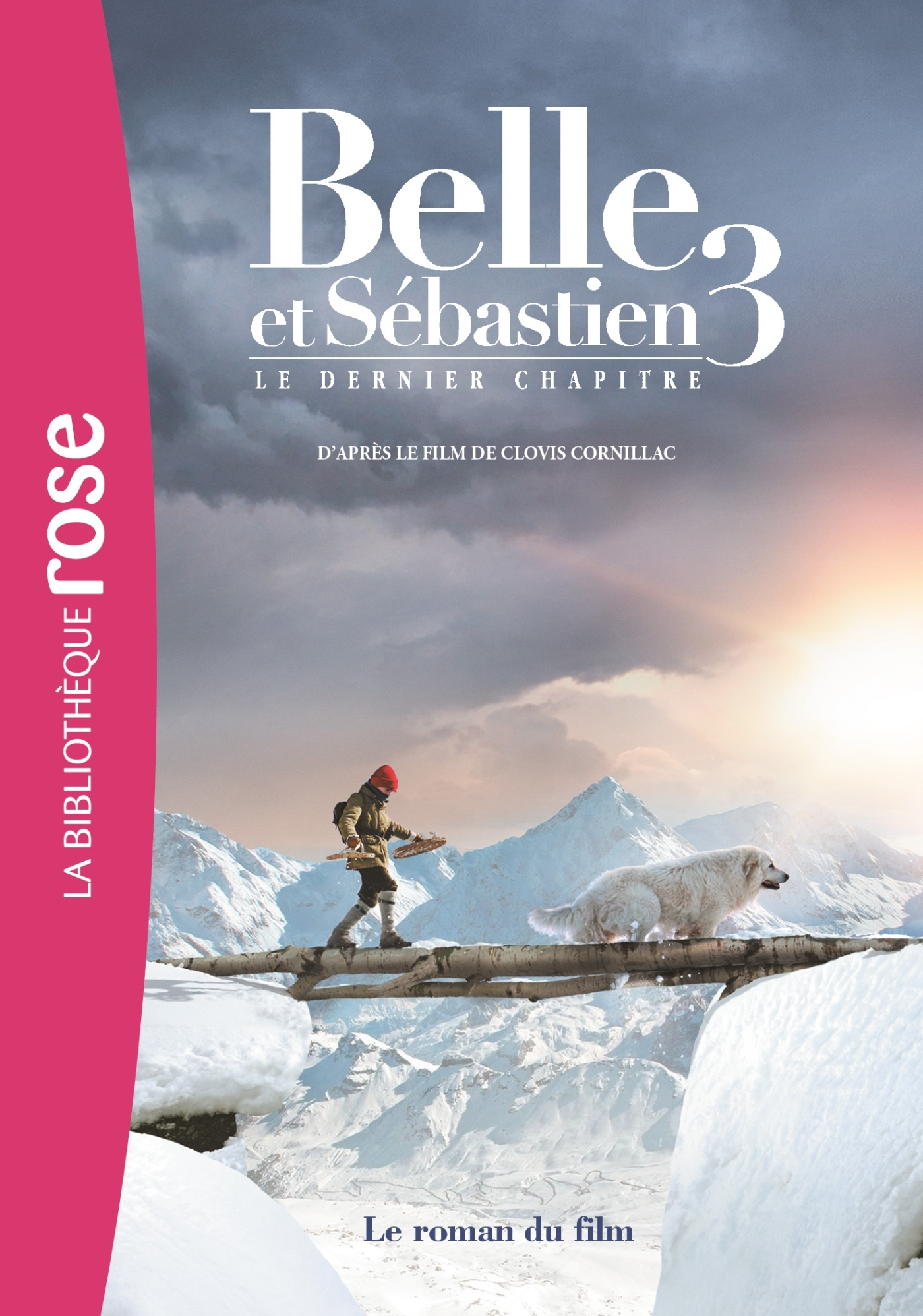 BELLE ET SEBASTIEN 3 - LE ROMAN DU FILM
