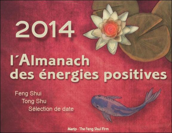 L'ALMANACH DES ENERGIES POSITIVES 2014