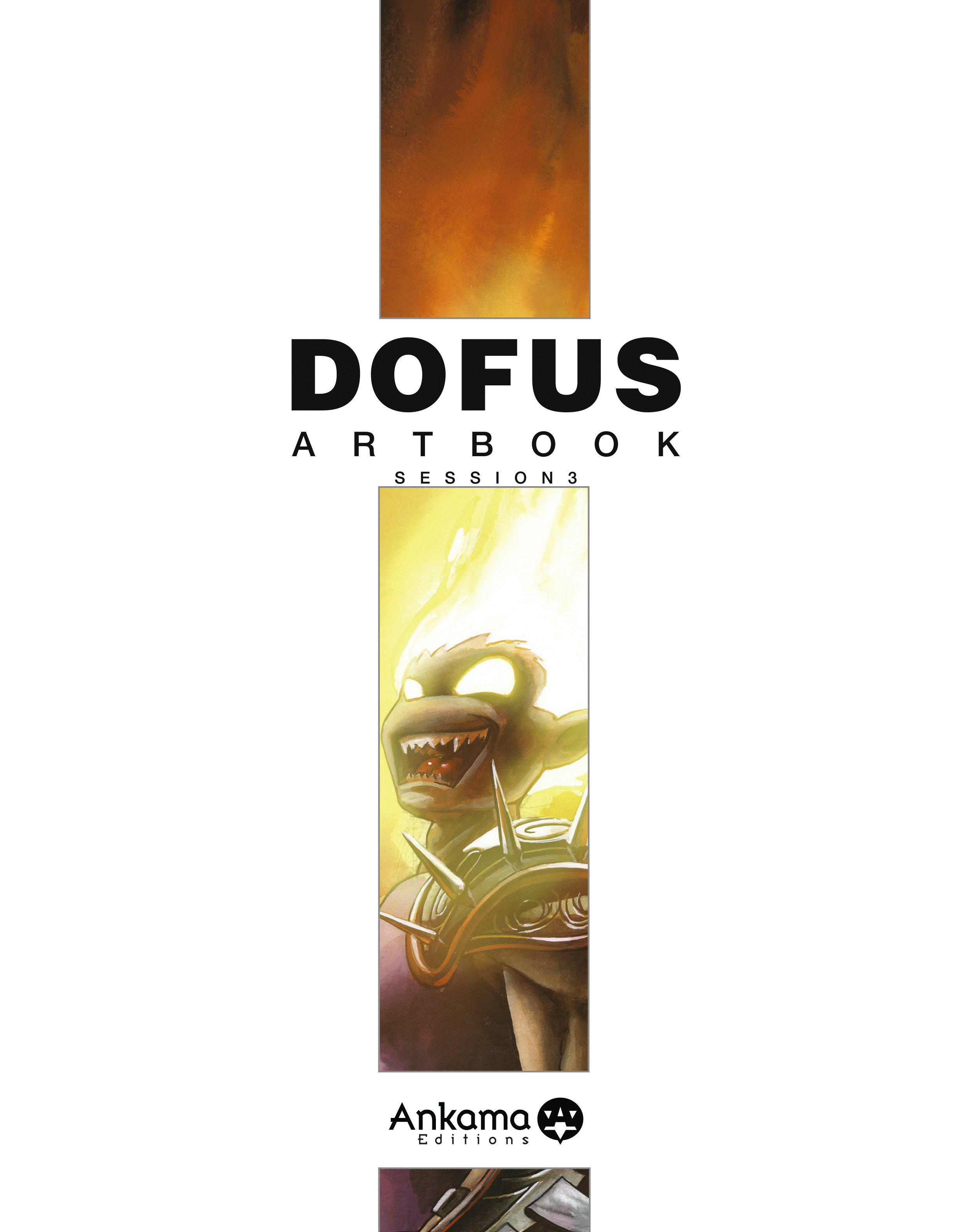 DOFUS ARTBOOK-SESSION 3