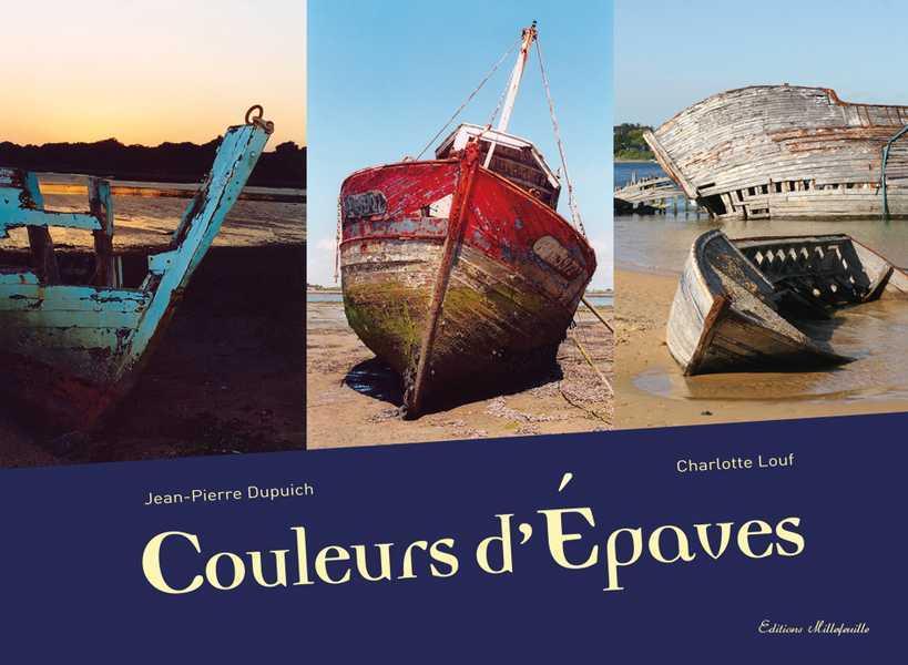 COULEURS D'EPAVES