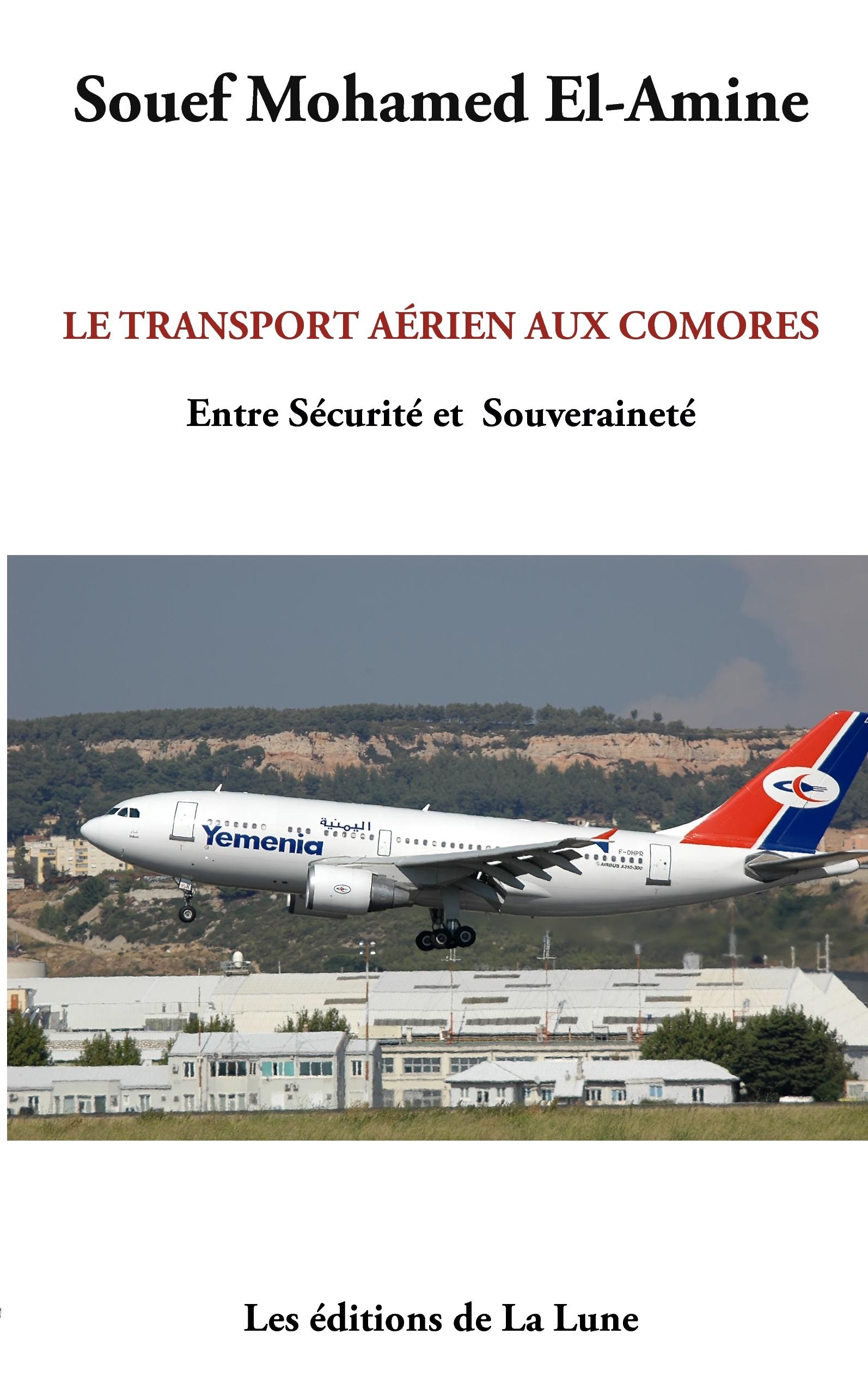 LE TRANSPORT AERIEN AUX COMORES