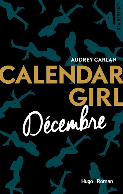 CALENDAR GIRL - DECEMBRE