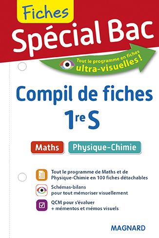 2017 SPECIAL BAC COMPIL DE FICHES 1ER S