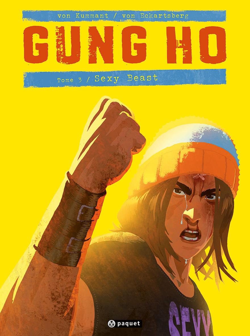 GUNG HO TOME 3