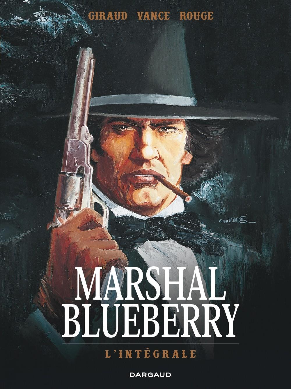 MARSHALL BLUEBERRY MARSHAL BLUEBERRY INTEGRAL