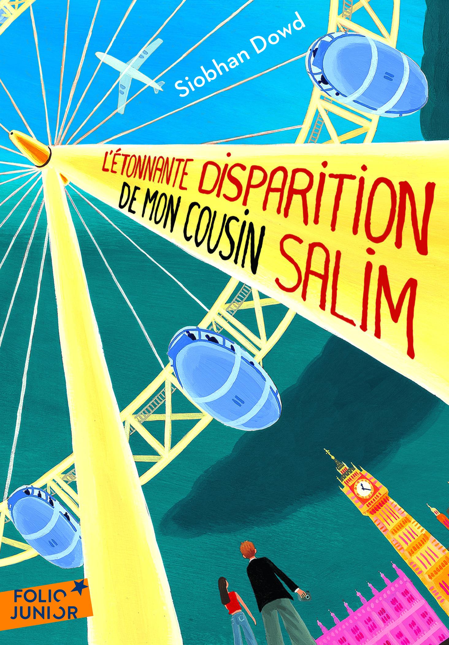 L'ETONNANTE DISPARITION DE MON COUSIN SALIM