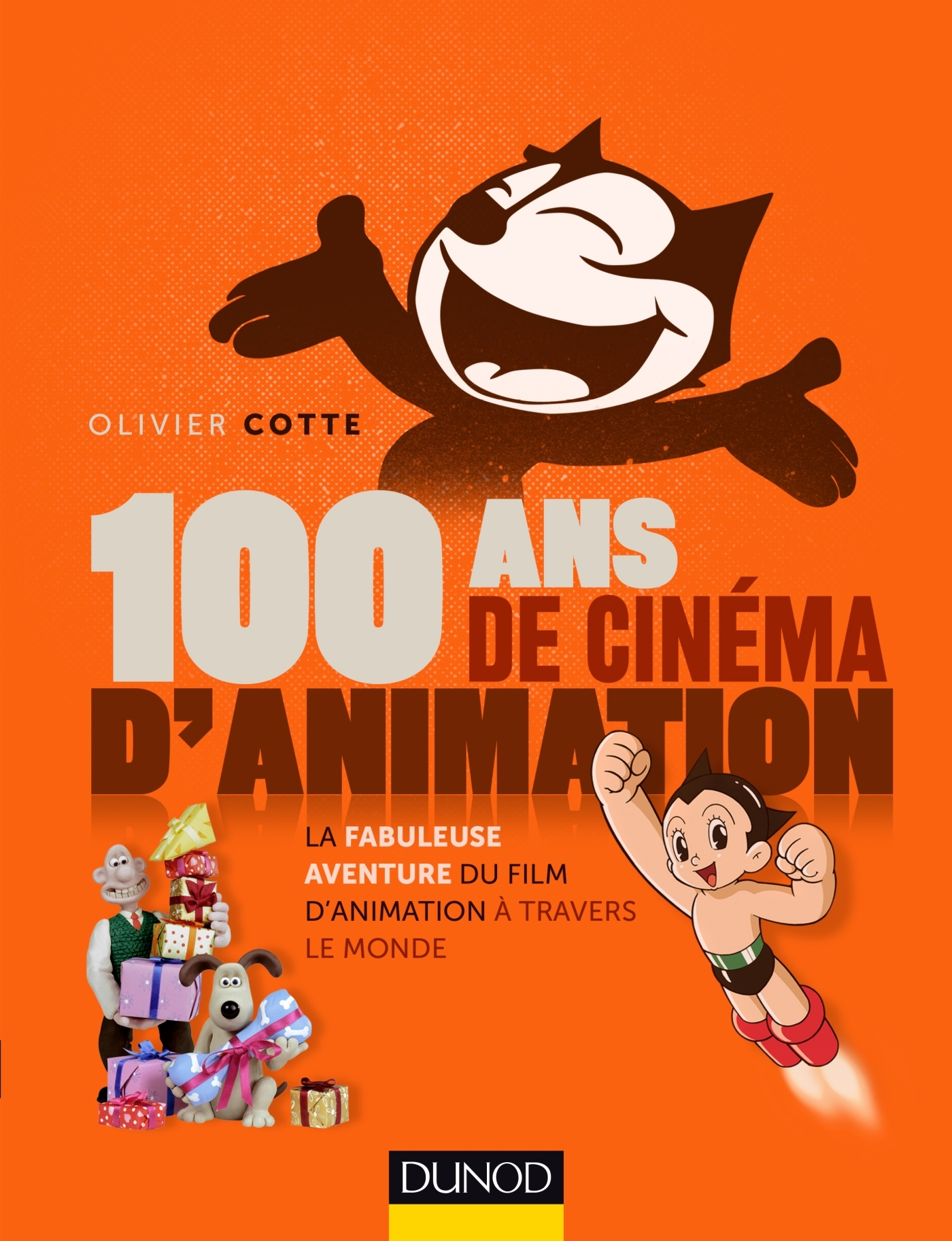 100 ANS DE CINEMA D'ANIMATION