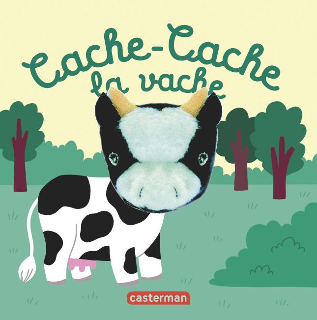 BEBETES T68 - CACHE-CACHE LA VACHE