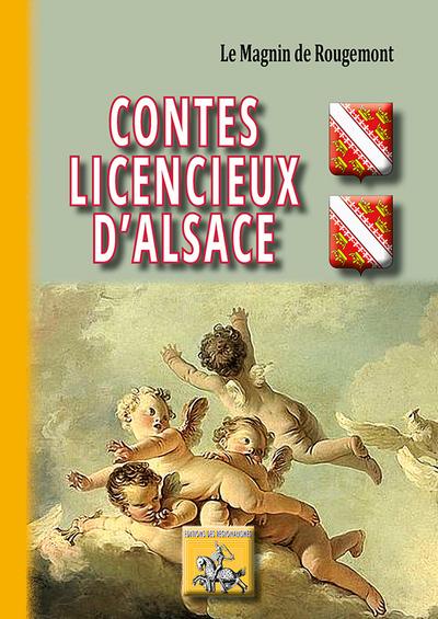 CONTES LICENCIEUX D'ALSACE