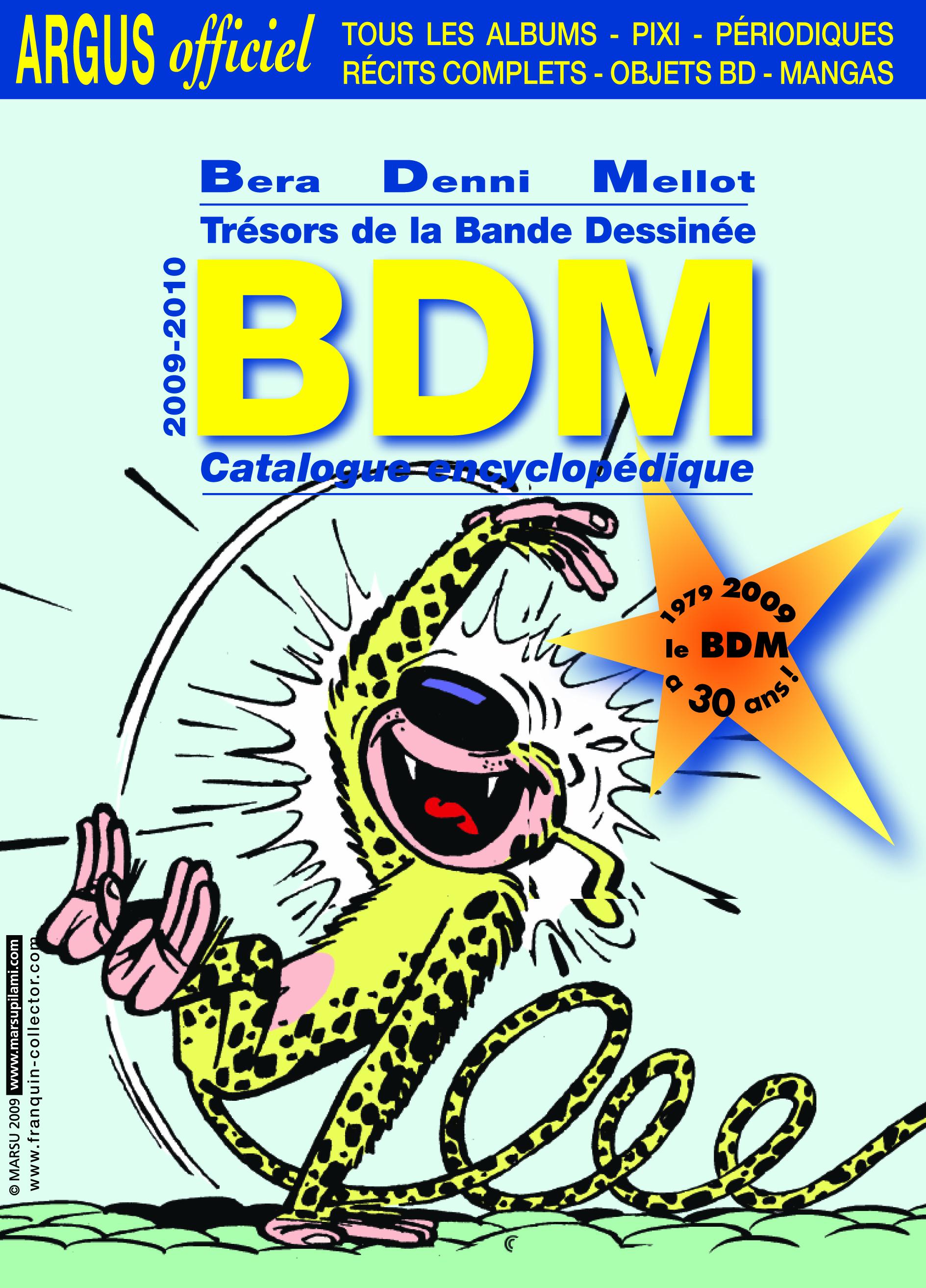 TRESORS DE LA BANDE DESSINEE BDM