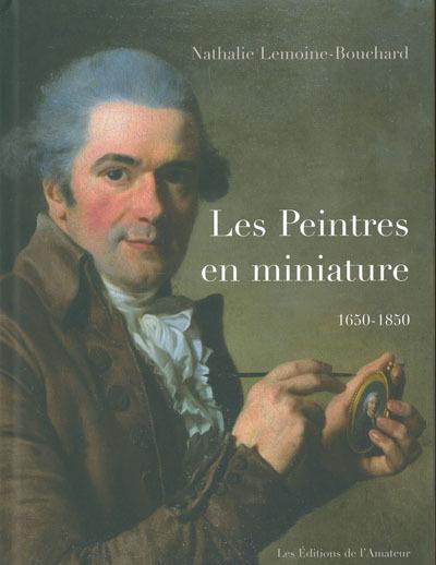 DICTIONNAIRE DES PEINTRES EN MINIATURE